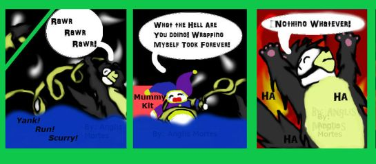 Clown Towne Comic Strip 6